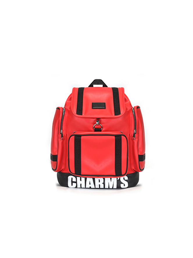 PUBERTY Leather backpack / RE
