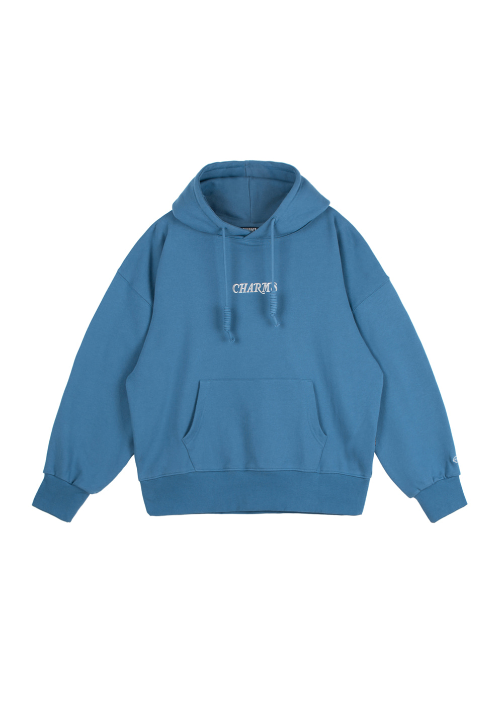 CHARMS WAVE LOGO HOODIE BL