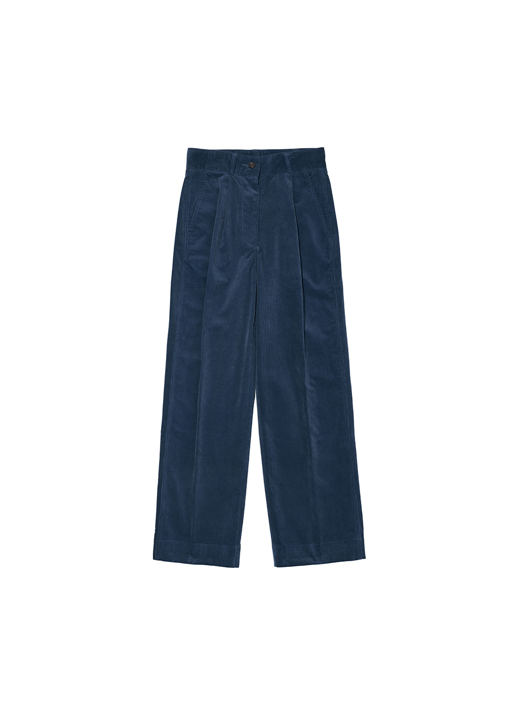 CHARMS CORDUROY PANTS BL